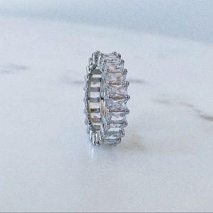 Ring Silver Path